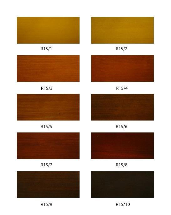 barevný vzorkovník